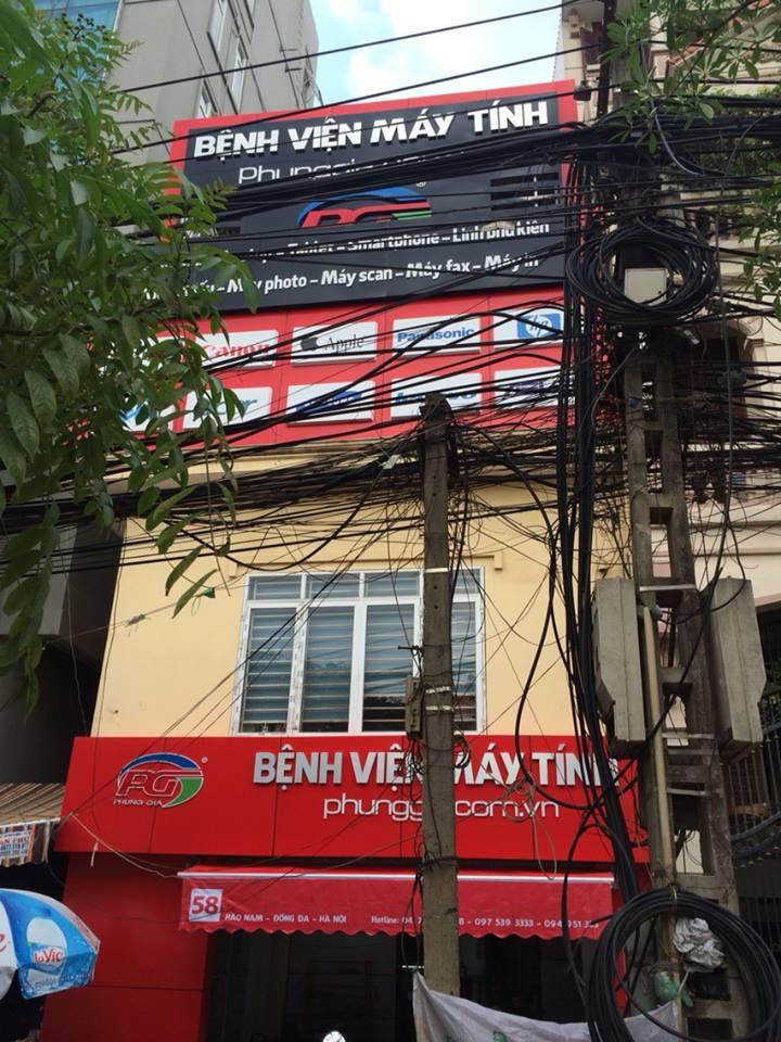 Địa chỉ sửa máy in tại nhà Quận Hai Bà Trưng, Hoàng Mai, Thanh Xuân