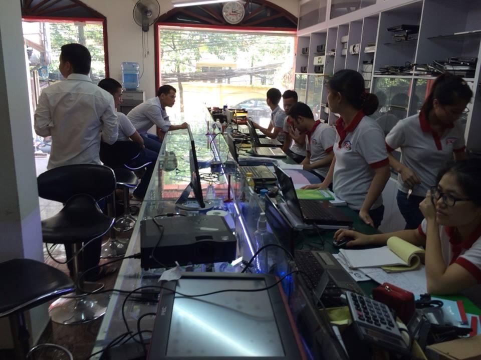 Đổ mực máy in tại nhà Quận Hai Bà Trưng, Hoàng Mai, Thanh Xuân