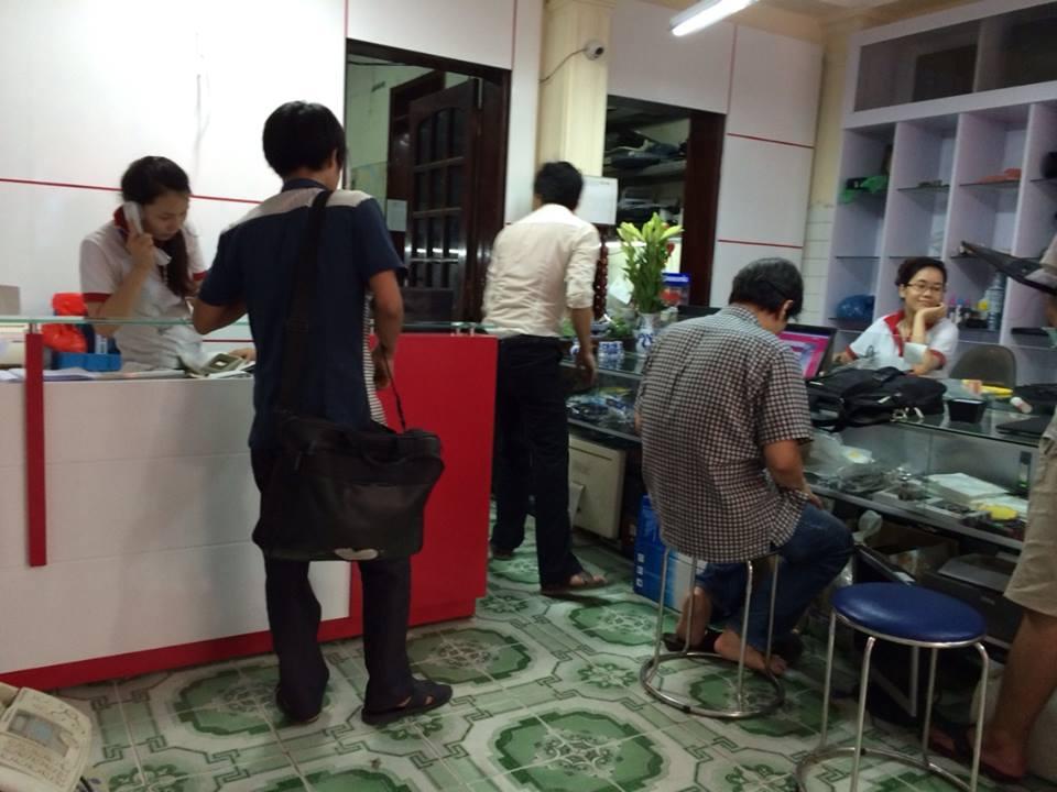 Đổ mực máy in tại nhà Quận Ba Đình hà nội