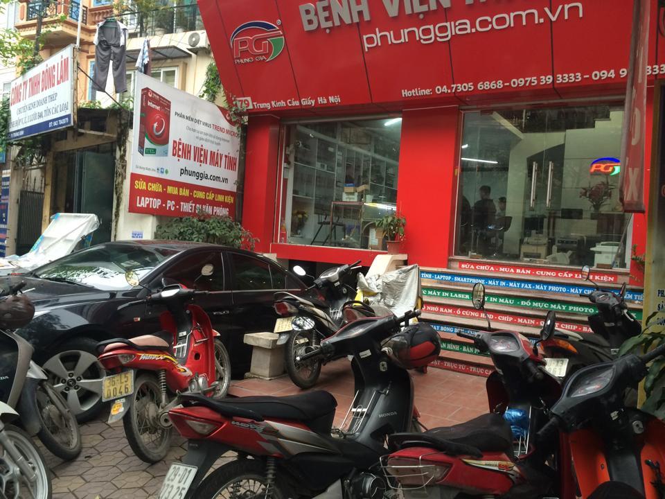 Sửa máy in tại nhà Quận Hoàn Kiếm hà nội