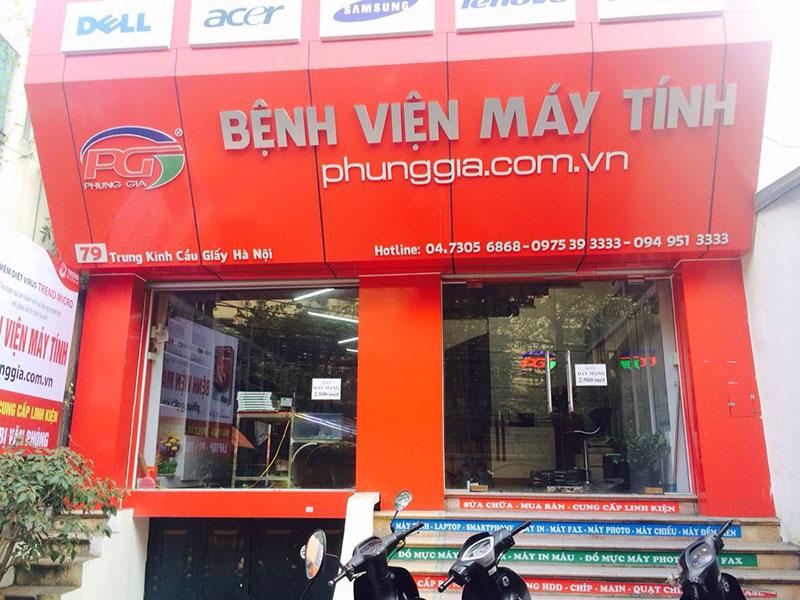 Sửa máy in tại nhà Quận Ba Đình hà nội