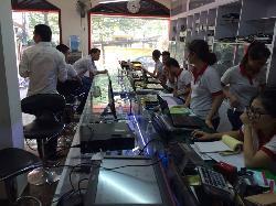 Sửa máy fax Panasonic KX-FLB802, KX-FLM652, KX-FLB852, KX-FT907NX