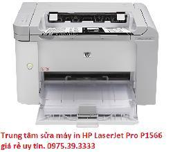 Trung tâm sửa máy in HP LaserJet Pro P1566 giá rẻ uy tín