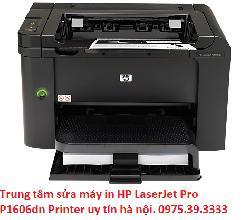 Trung tâm sửa máy in HP LaserJet Pro P1606dn Printer uy tín hà nội
