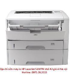 Địa chỉ sửa máy in HP LaserJet 5200TN khổ A3 giá rẻ hà nội