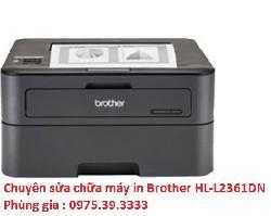Chuyên sửa chữa máy in Brother HL-L2361DN