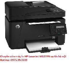 Chuyên sửa máy in HP LaserJet M127FN uy tín hà nội