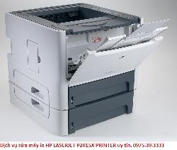 Dịch vụ sửa máy in HP LASERJET P2015X PRINTER uy tín giá rẻ