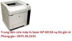 Trung tâm sửa máy in laser HP 4015X uy tín giá rẻ