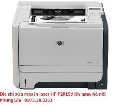 Địa chỉ sửa máy in laser HP P2015d lấy ngay hà nội