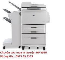 Chuyên sửa máy in laserjet HP 9050 lấy ngay uy tín