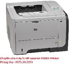 Chuyên sửa máy in HP LaserJet P3015 Printer giá rẻ lấy ngay