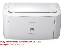 Trung tâm sửa máy in laser Canon LBP 6000 giá rẻ uy tín