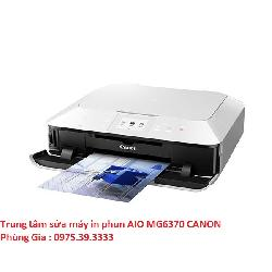 Trung tâm sửa máy in phun AIO MG6370 CANON uy tín giá rẻ