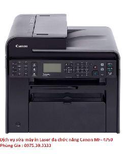 Dịch vụ sửa máy in Laser đa chức năng Canon MF- 4750 uy tín hà nội