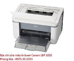 Địa chỉ sửa máy in laser Canon LBP 3250 giá rẻ uy tín