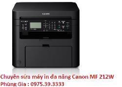 Chuyên sửa máy in đa năng Canon MF 212W giá rẻ hà nội