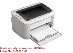 Địa chỉ sửa máy in Canon Laser LBP6030w uy tín giá rẻ