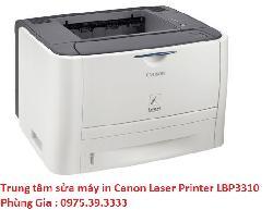 Trung tâm sửa máy in Canon Laser Printer LBP3310 uy tín lấy ngay