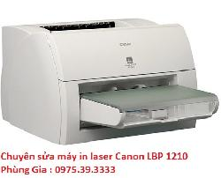 Chuyên sửa máy in laser Canon LBP 1210 lấy ngay uy tín